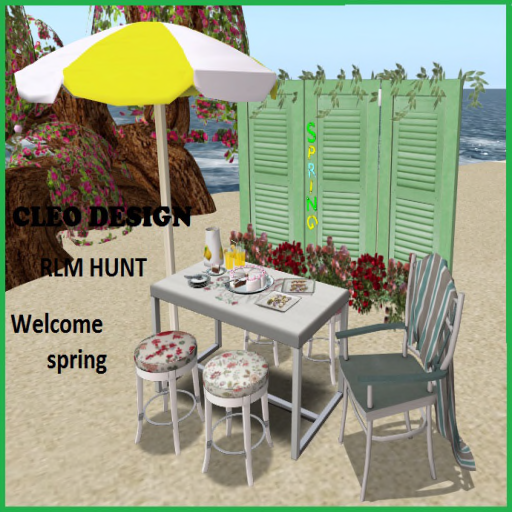 CLEO DESIGN-RLM BRDS&BES HUNT ITEM PIC
