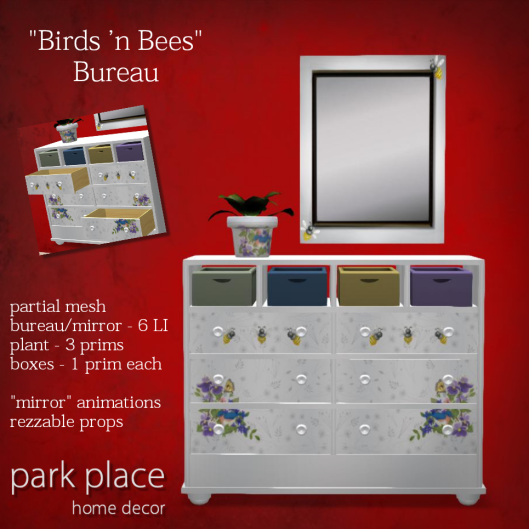 RLM Birds and Bees Hun - Park Place