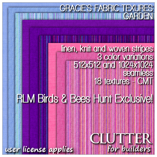 RLM Birds and Bees Hunt - Clutter for Builders - 2 - EXCLUSIVE